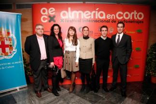 111205 inauguracion X festival Almeria en corto