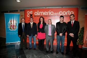 111205 inauguracion X festival Almeria en corto1