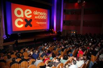 111205 inauguracion X festival Almeria en corto2