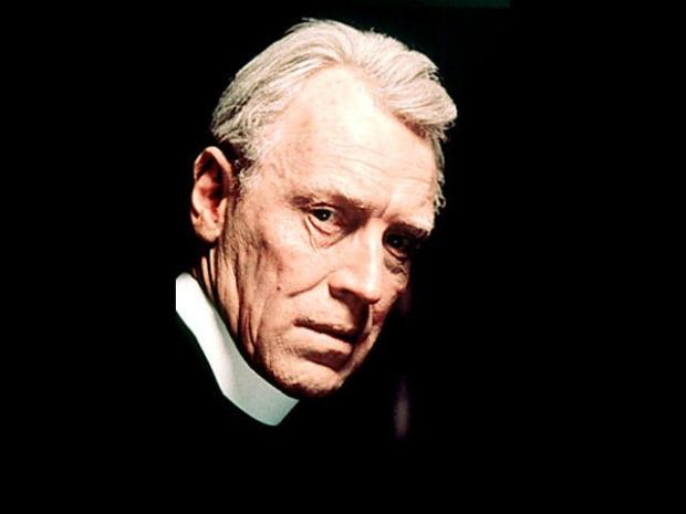 Max Von Sydow en El Exorcista