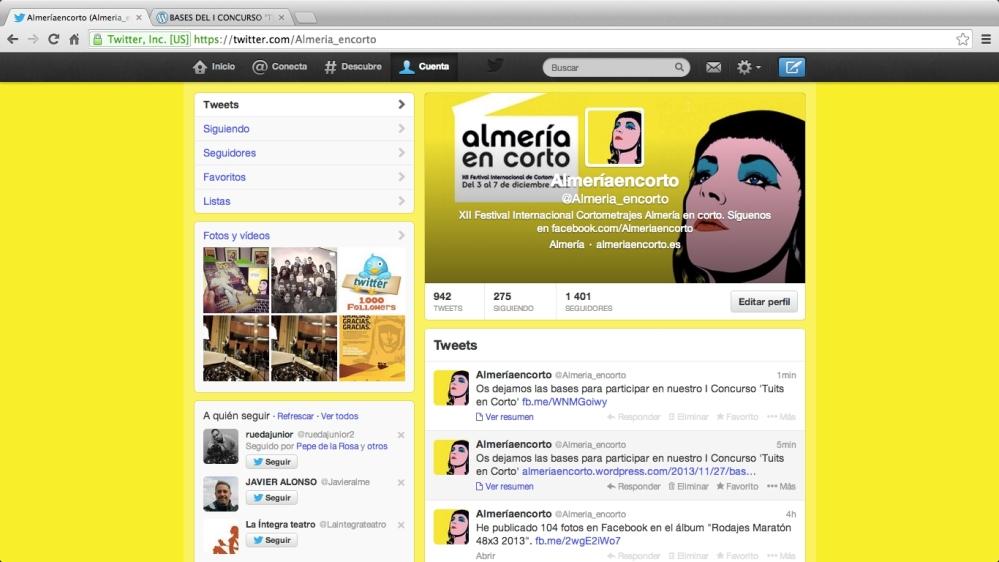 Twitter AEC