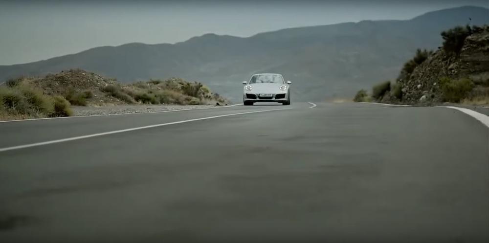 Anuncio Porsche